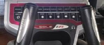 sole elliptical e25